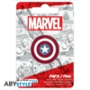 Kép 1/2 - Marvel Captain America Amerika Kapitány Pajzs Kitűző Új, Bontatlan