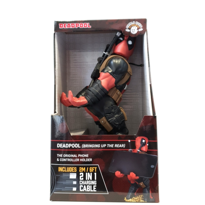 Marvel Deadpool Cable Guy Szobor Figura 20cm Új, Bontatlan
