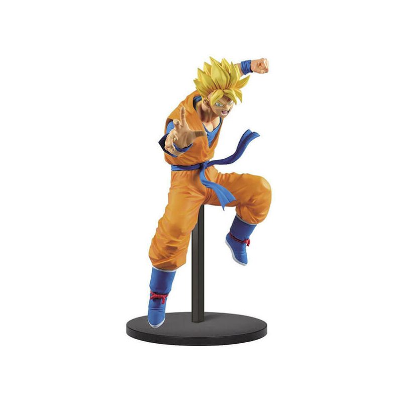 Dragon Ball Legends Collab Son Cohan figura 20cm-es