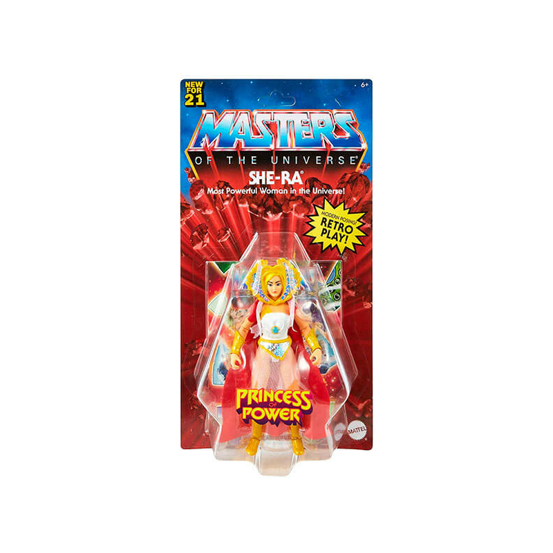 HE-MAN Masters of The Universe Origins She-Ra Figura 14cm