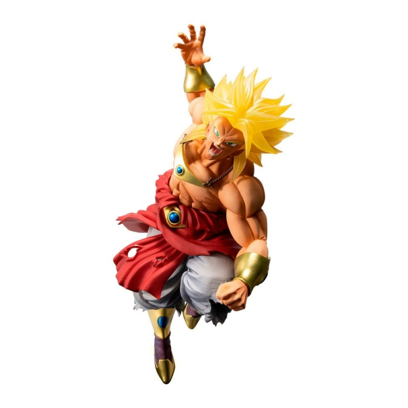 BANDAI Ichibansho Dragon Ball Z Broly 94' Szobor Figura Új, Bontatlan